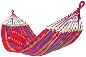 La hamaca con barra Aruba de la popular marca Amazonas es la segunda con mejores opiniones de los clientes