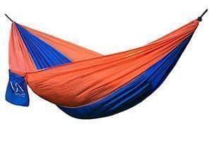 La hamaca outdoor Travelax es la cuarta hamaca de camping que mejores críticas tiene de los usuarios de Amazon