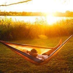 La selección de las mejores hamacas de camping, de viaje, de playa, portátiles, plegables, outdoor... como tú prefieras