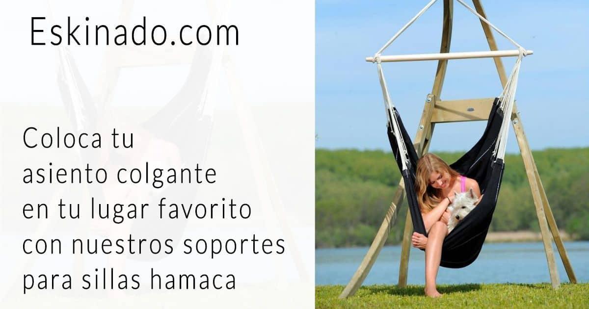◁ Soporte Para Silla Hamaca ® Mejores Precios 2018 |▷ Eskinado.com