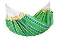 Ver hamaca LA SIESTA - Currambera Kiwi - Hamaca clásica Doble de algodón en Amazon