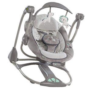 Otro de los modelos más vendidos y mejor valorados del mercado de las hamacas de bebé es el Columpio hamaca Ingenuity Orson