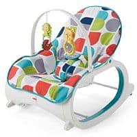Este balancín para bebé de la casa Fisher-Price tiene muy buenas valoraciones de sus clientes