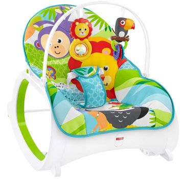 Fisher-Price Crece Conmigo Safari
