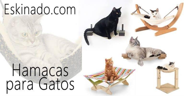 Hamacas para gato en Eskinado