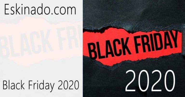 BLACK FRIDAY 2020 Eskinado Hamacas