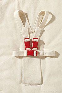 Cinturones de seguridad Yayita baby hamaca