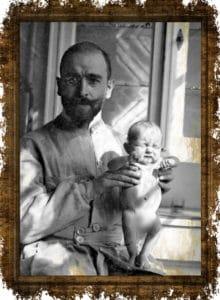 Ernst Moro en 1904<