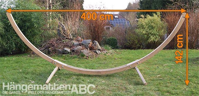 Longitud: 400 cm, altura: 142 cm